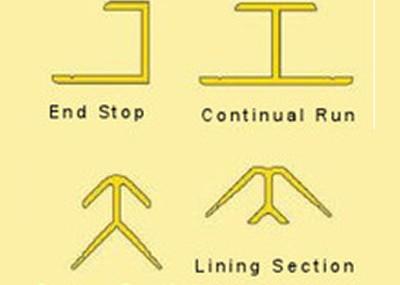Wall Board Lining Profile