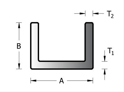 Aluminium Channel | Simmal Aluminium Extrusion
