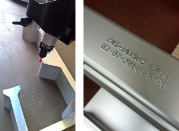 Engraving for Traceability